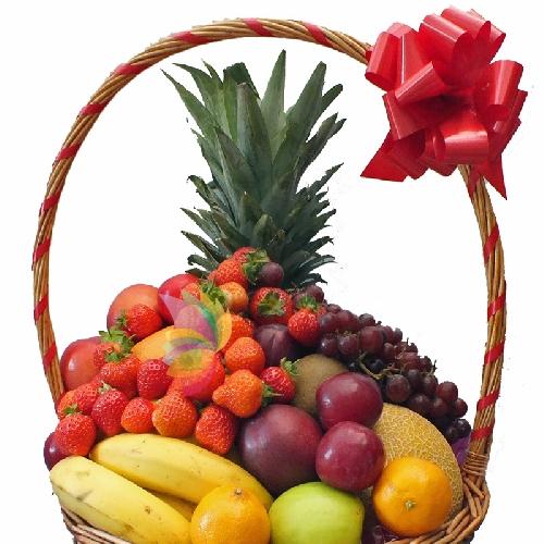 Cesto Di Frutta Spediamo Fiori Dolci E Regali A Domicilio