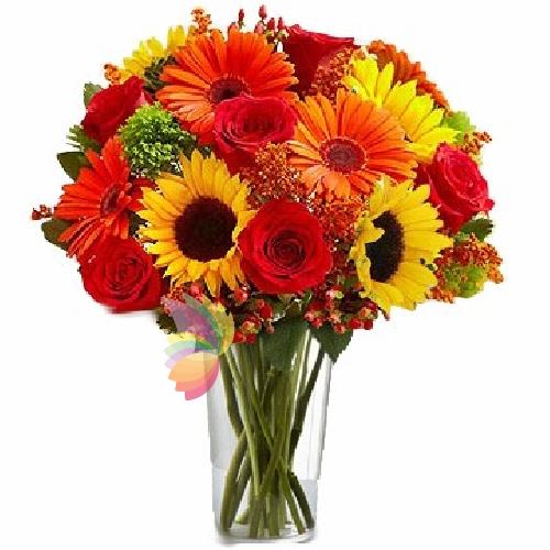 Estremamente Fiori per Compleanno | Augura buon compleanno con dei fiori FZ44