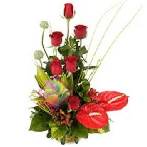 Melissa spediamo fiori dolci e regali a domicilio for Disegni e prezzi del mazzo