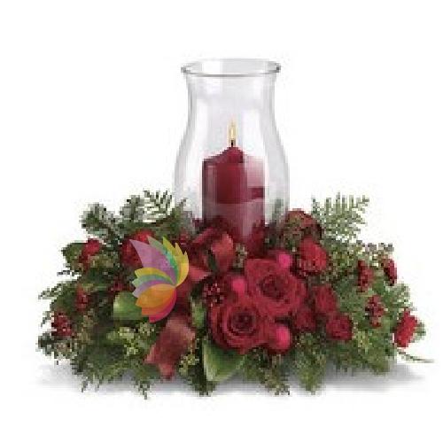 Confezioni Piante Natalizie : Lume di candela spediamo fiori dolci e regali a domicilio