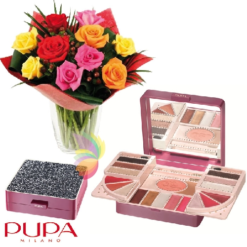 Mix di rose e Princess Beauty