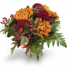 immagine Bouquet misto autunnale