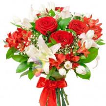 Fiori Da Regalare.Mazzi Di Fiori Misti E Bouquet Da Regalare Consegna A Domicilio